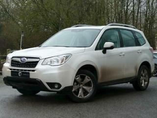 Subaru Forester I Se Estate 2.0 Manual Petrol