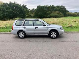 Subaru Forester 2.0 X All Weather PETROL AUTOMATIC 2005/05