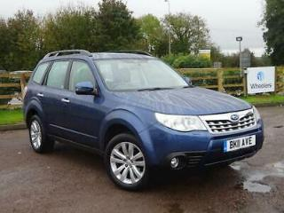Subaru Forester Xs Estate 2.0 Automatic Petrol