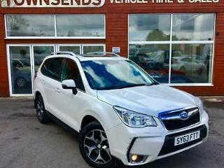 Subaru Forester XT 2.0T 240PS AWD Lineartronic 2013