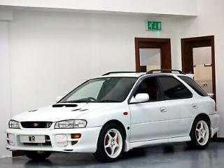 Subaru Impreza 2.0 WRX STI VERSION 5