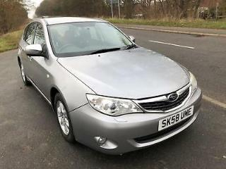 SUBARU IMPREZA R AWD 2008 Petrol Manual in Grey