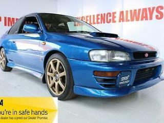 Subaru Impreza TYPE R FRESH IMPORT JUST ARRIVED BARGAIN PRICE!