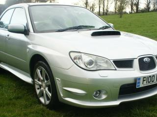 Subaru Impreza WRX 2007 Low Miles Excellent Condition