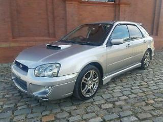 SUBARU IMPREZA WRX TURBO SPORTWAGON 2.0 AUTOMATIC * LOW MILEAGE
