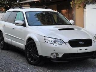 SUBARU OUTBACK BPH 2.5 XT EYESIGHT AUTO SI DRIVE TURBO 265 BHP JDM ONLY MODEL