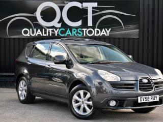 Subaru Tribeca SE 3.0 H6 Automatic 4X4 High Spec *Just 76k Miles + Sep2020 MOT