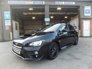 Subaru WRX 2.5 300ps 4X4 STI Type UK Full Subaru History new cambelt