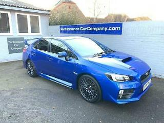 SUBARU WRX STI Impreza STi Type UK 29000miles FSSH Dealer 1 Owner since 10 miles