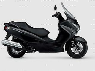 SUZUKI AN200 BURGMAN METALLIC MATT BLACK NEW LOW FINANCE 3 YEAR WARRANTY