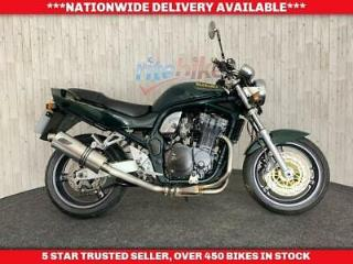 SUZUKI BANDIT 1200 GSF 1200 LOW MILEAGE FOR THE AGE LONG NOT NOV 2020 1997 R
