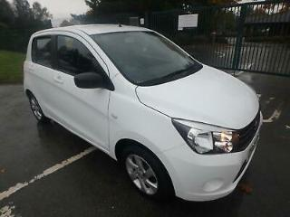 Suzuki Celerio 1.0 68ps 2015 SZ3, 67554 miles 76mpg Zero road tax