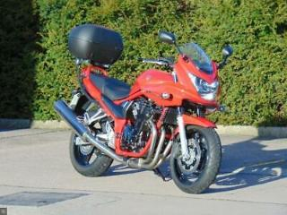 SUZUKI GSF650SA K6 BANDIT ABS FSH GREAT CONDITION only 14375 miles