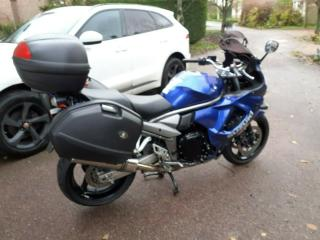 Suzuki gsx1250fa motorcycle for sale Winter bargain. Reduced to sell