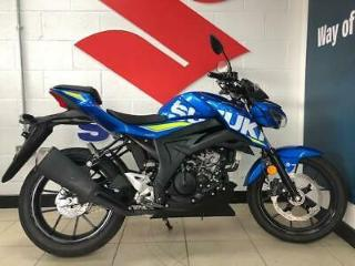 SUZUKI GSX S125, low miles and Full service history