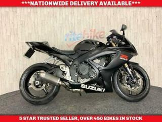 SUZUKI GSXR600 GSXR 600 K7 CLEAN AND TIDY EXAMPLE MOT TILL JUNE 2020 2007 07