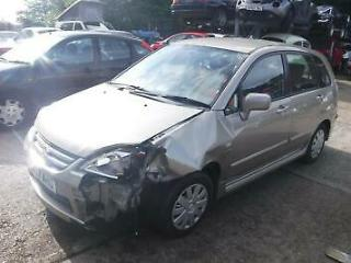 Suzuki Liana 1.6 GLX VEHICLE SALVAGE DAMAGED REPAIRABLE