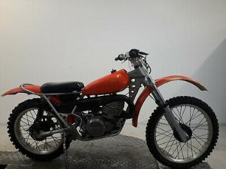 SUZUKI RL250 1975 2 STROKE TRIALS BIKE*RESTORATION PROJECT