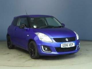 Suzuki Swift 1.2 94ps 2014MY SZ L 3door Petrol Hatchback