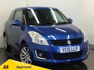 Suzuki Swift 1.2 SZ4 3 door Hatchback, 34468 miles, £4989