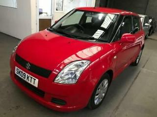 SUZUKI SWIFT GL 1.3 Petrol 91bhp ✿ 5 DOOR HATCHBACK ✿FSH✿3 MONTHS WARRANTY ✿