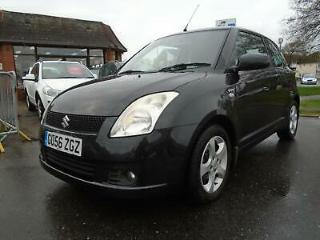 Suzuki Swift GLX Vvts 3dr PETROL MANUAL 2006/56