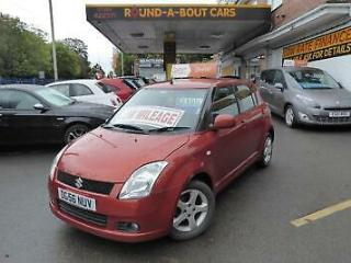 SUZUKI SWIFT VVTS GLX *LOW MILEAGE