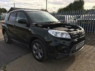 Suzuki Vitara 1.6 120ps SZ T 2018 18 REG DAMAGED REPAIRABLE SALVAGE