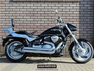 SUZUKI VZ 1500 INTRUDER 2010 10 BLACK NATIONWIDE DELIVERY