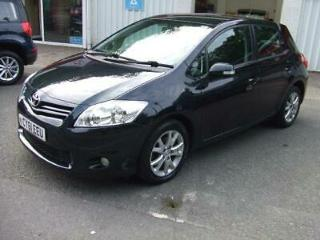 Toyota Auris 1.33 VVT i TR 5 Door Hatch Small Petrol Car With AirCon Low Mileage