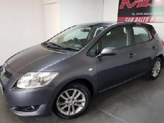 Toyota Auris 1.6 VVT i TR Just 49263 Miles Toyota Service History 1 Owner