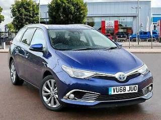 Toyota Auris 2018 Touring Sport 1.8 Hybrid Excel TSS 5dr CVT Leather Estate