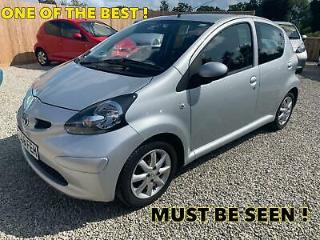 Toyota AYGO 1.0 VVT i AYGO Platinum ⭐️ ONE OF THE BEST