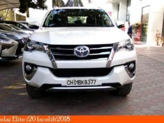 toyota fortuner 2017 2.7 4X2 AT