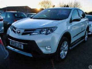 Toyota Rav4 2.2 D 4D Icon 5dr 4WD