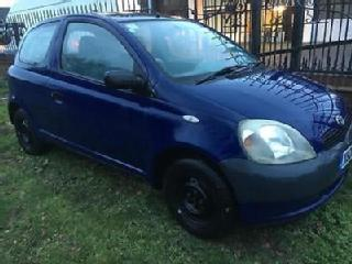 Toyota Yaris 1.0 16v VVTi 1999 S 2 FORMER KEEPERS LOW MILEAGE