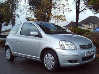 TOYOTA YARIS 1.0 VVT i 2005 COMPLETE WITH M.O.T HPI CLEAR INC WARRANTY