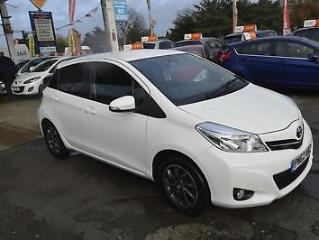 Toyota Yaris 1.0 VVT i 69bhp 2012MY Edition 5 DOORS ONE OWNER