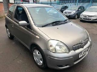 Toyota Yaris 1.0 VVT i Colour Collection low insurance and ideal 1st car