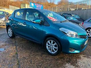 Toyota Yaris 1.33 VVT i 99bhp 2012MY TR *FINANCE THIS CAR