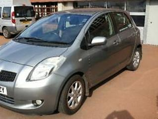 Toyota Yaris 1.3 SR 2007 50,000 MILES, EXCELLENT CONDITION