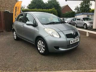 Toyota Yaris 1.3 VVT i TR 5dr, Ideal First Time Car