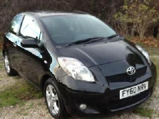 TOYOTA YARIS 1.4D 4D TR 6 SPEED 2 OWNERS WITH A FULL MAIN DEALER HISTORY