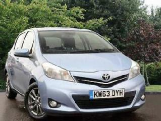 Toyota Yaris 2014 1.33 VVT i Icon+ 5dr Hatchback