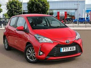Toyota Yaris 2017 1.5 VVT i Icon 5dr Hatchback