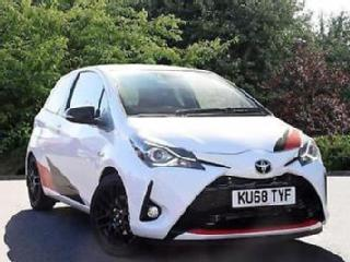 Toyota Yaris 2018 Special Editions 1.8 Supercharged GRMN Edition 3dr Hatchback