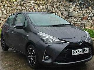 Toyota Yaris 2019 1.5 Hybrid Icon Tech 5dr CVT Hatchback