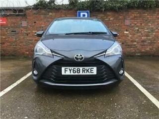 Toyota Yaris 2019 1.5 VVT i Icon Tech 5dr CVT Hatchback