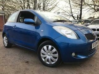 Toyota Yaris 58 REG 1.3 T3 Multimode 3 door AUTO, 3 MONTHS WARRANTY, LOW MILEAGE