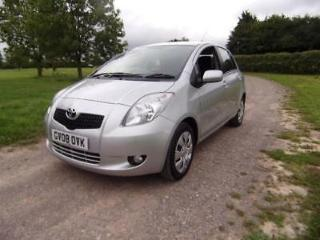 Toyota Yaris T3 S A LOW MILES, AUTOMATIC